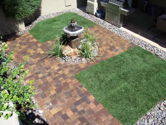 Las Vegas Backyard Landscaping Design Captivating Las Vegas Landscaping Portfolio Inspiration