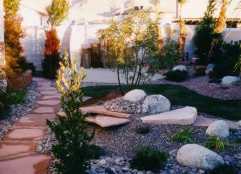 Las vegas landscaping portfolio for Garden design las vegas